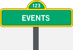 Events Sign
